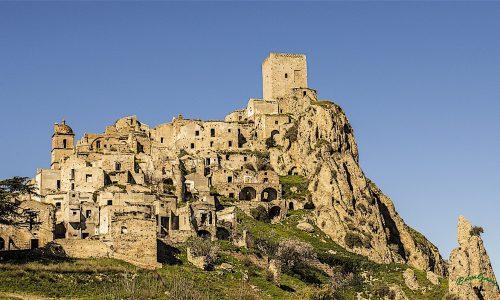 Curiosità dall'Italia: CRACO la città fantasma