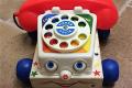Il TELEFONO CHIACCHIERONE - Fischer Price - (dal 1961)