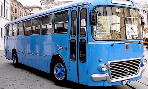 FIAT 306 l'Autobus degli italiani – (1956/1982)