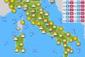 Previsioni del tempo - Oroscopo e Almanacco del giorno 27 APRILE