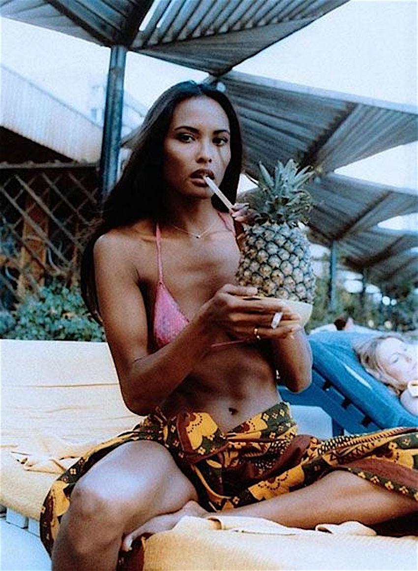 anal gape african women