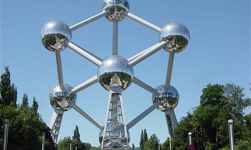 Curiosità dal mondo – ATOMIUM Bruxelles – (1958)