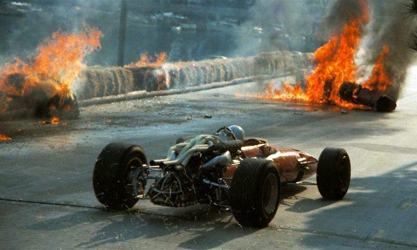 10 Maggio 1967 muore tragicamente LORENZO BANDINI nel GP di Monaco