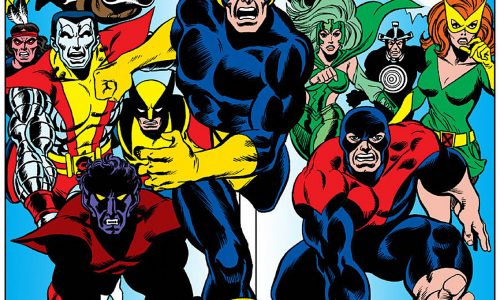 X-MEN Storia Editoriale e curiosità – (dal 1963)