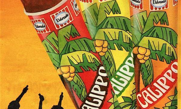 CALIPPO – ELDORADO / ALGIDA – (dalla fine anni '70)