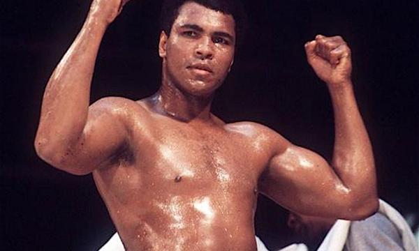 Tributo per il grande CASSIUS CLAY (Muhammad Ali) – (1942/2016)