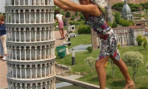 ITALIA IN MINIATURA – Storia e curiosità – (dal 1970)