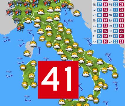 Previsioni del tempo e Oroscopo del giorno 16 GIUGNO