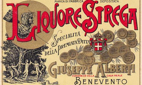 LIQUORE STREGA – Storia e pubblicità