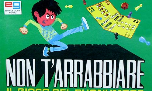 NON T'ARRABBIARE – (dal 1910)