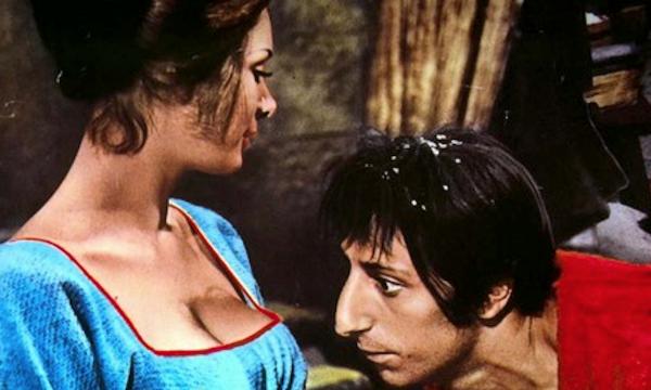 Commedia sexi Italiana – QUEL GRAN PEZZO DELLA UBALDA TUTTA NUDA TUTTA CALDA – (1972)