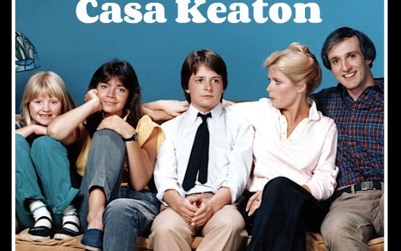 CASA KEATON – Come erano e Come sono oggi