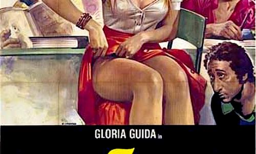 Commedia sexi Italiana – LA LICEALE – (1975)