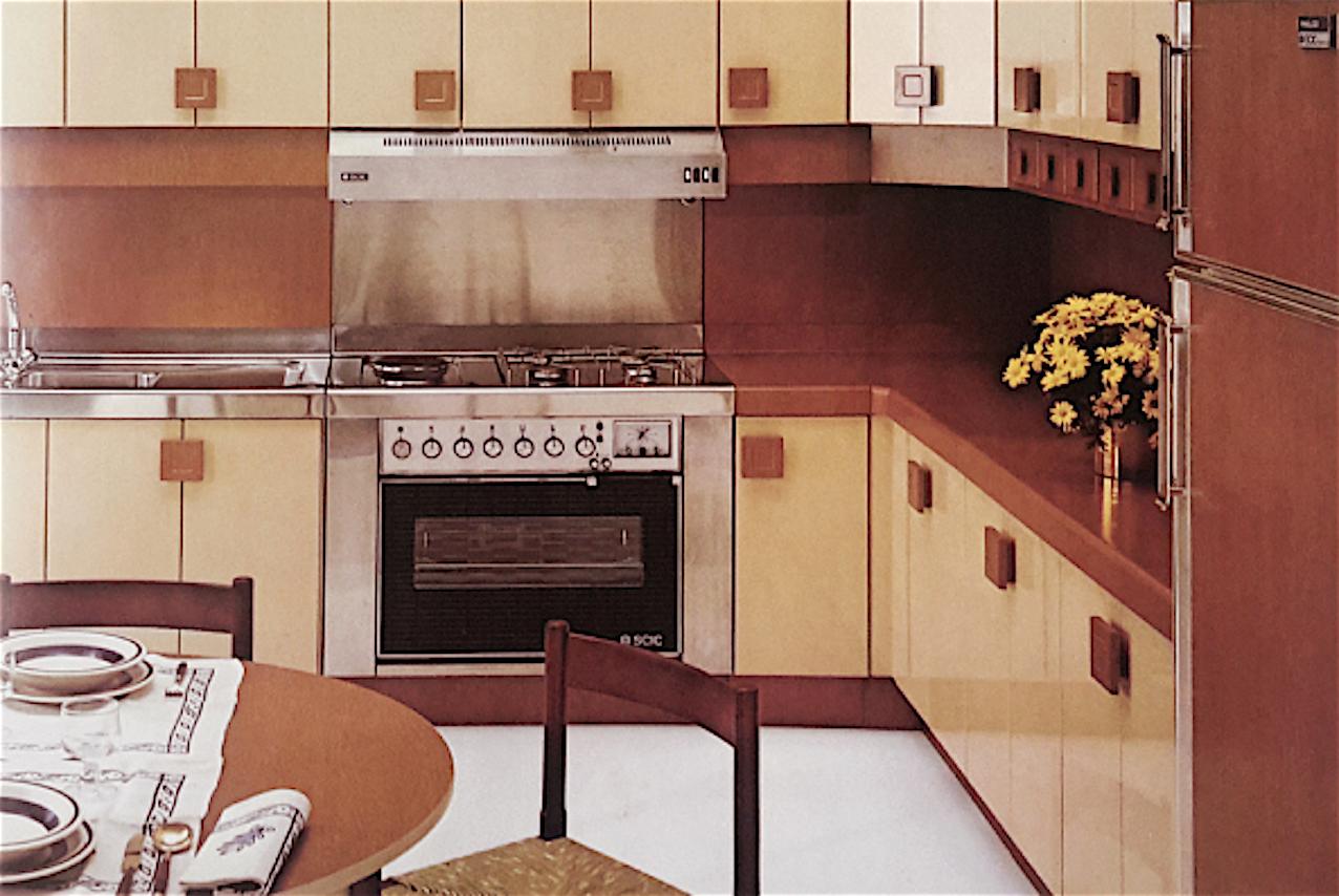 SCIC Carosello in cucina