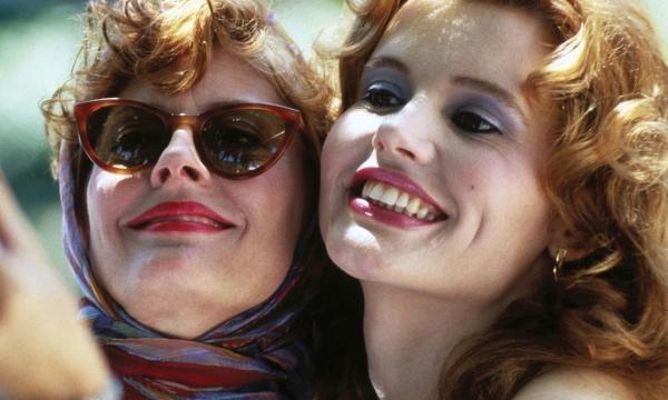 THELMA & LOUISE (Geena Davis – Susan Saradon) – Come erano e Come sono