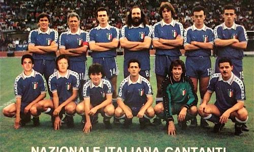 NAZIONALE ITALIANA CANTANTI – (dal 1969)
