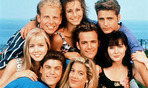 BEVERLY HILLS 90210 – Come erano Come sono