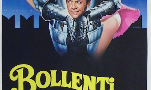 BOLLENTI SPIRITI – Commedia all'italiana – (1981)