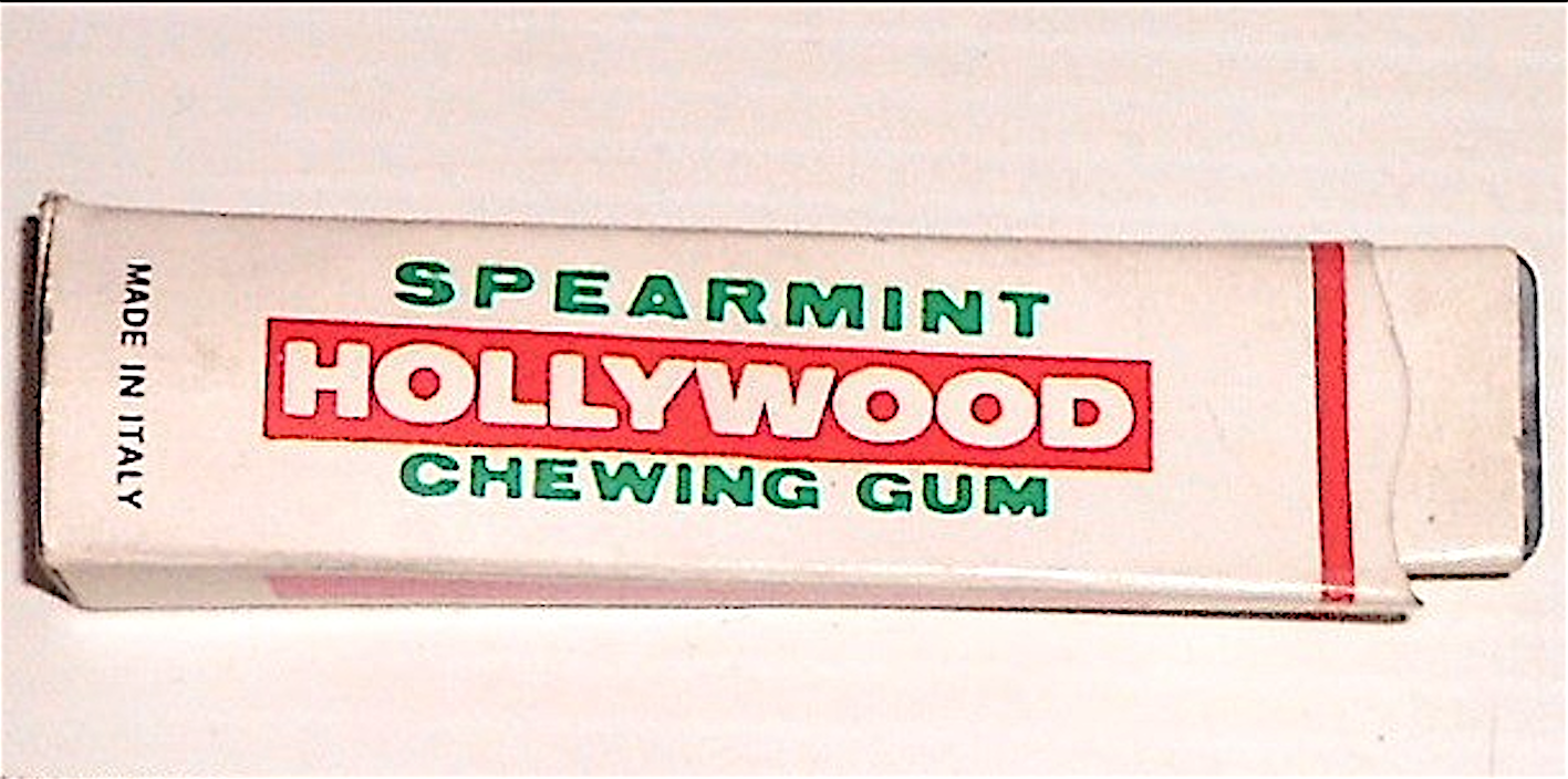 CHEWIN GUM HOLLYWOOD