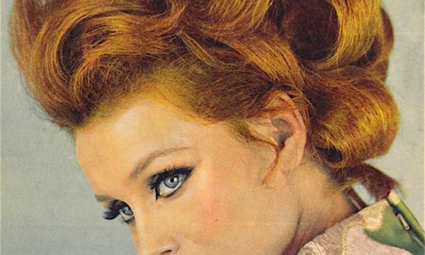 ERIKA BLANC – Mitiche attrici anni '60 e '70 – Come era e Come è oggi
