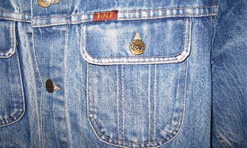 RIFLE i Jeans – Storia e curiosità – (dal 1958)