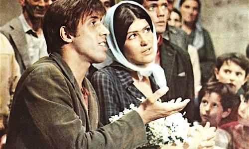 SERAFINO – Commedia Sexi Italiana – Pietro Germi – (1968)