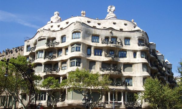 Misteri e Curiosità dal mondo – CASA MILA' – (Barcellona)