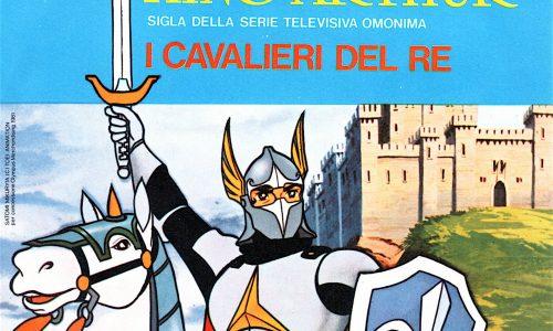 LA SPADA DI KING ARTHUR – Anime – (1980)