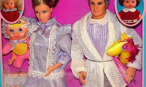 LA FAMIGLIA CUORE – Mattel – (1984/1987)