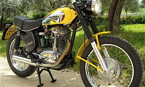 DUCATI SCRAMBLER 250/350/450 – (1966/1974)