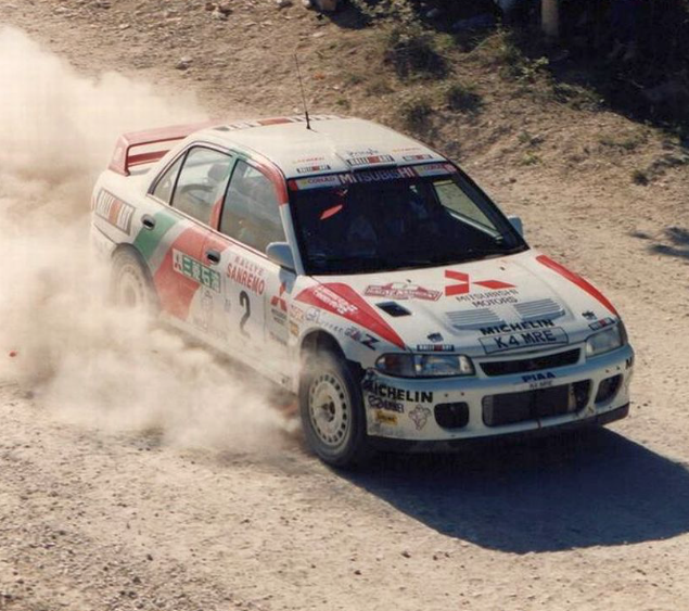 rally anni 90
