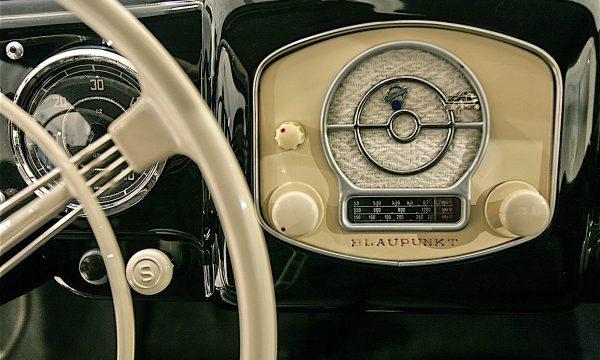 Oggetti del passato – AUTORADIO – (dal 1928)