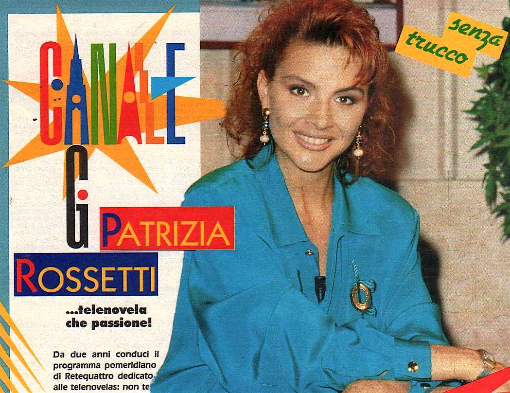 Patrizia Rossetti