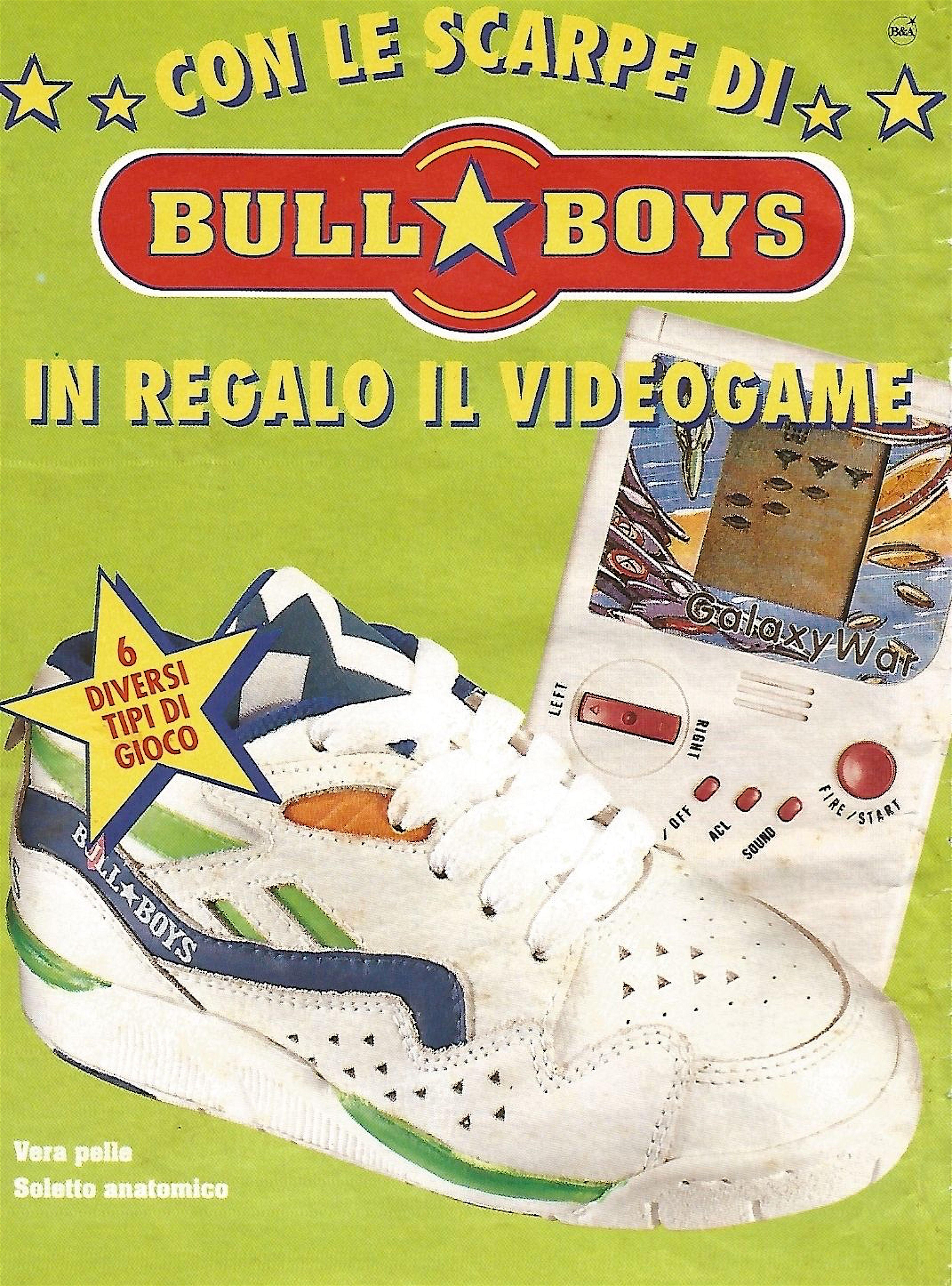 bulls scarpe