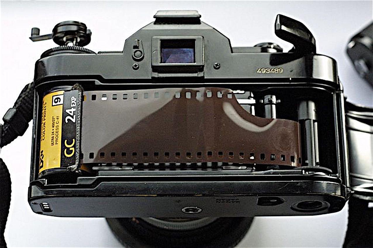 rullino fotografico