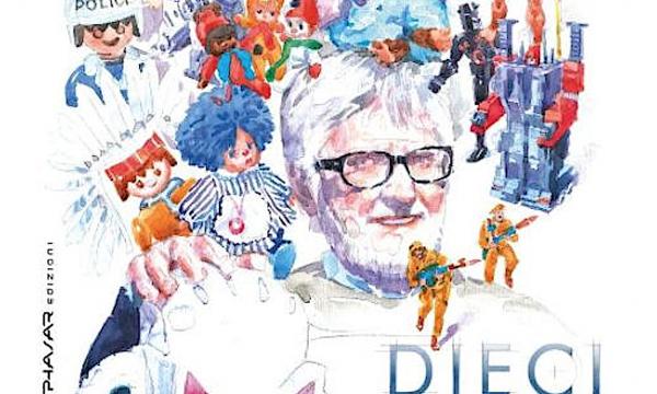 Finalmente uscito il libro DIECI ANNI NEL PAESE DELLE MERAVIGLIE – La pubblicità Linea GIG dal 1976 al 1986