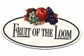 FRUIT OF THE LOOM .... la nostra T-Shirt