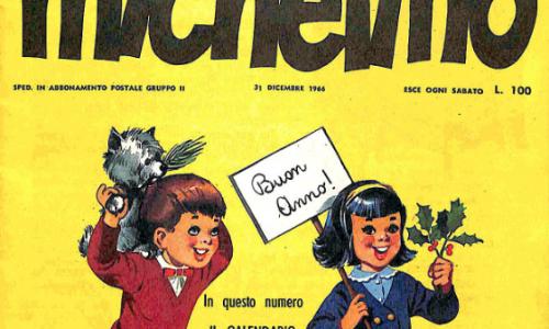 MICHELINO – Periodico per ragazzi  – (1961/1967)