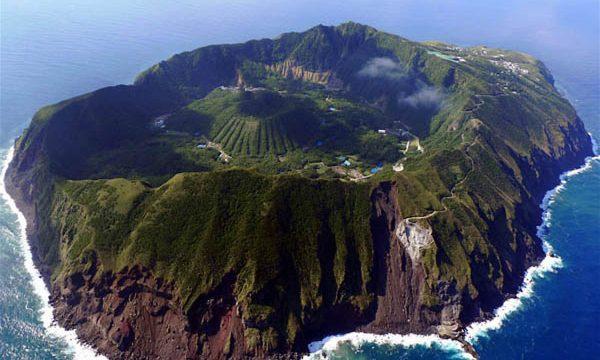 Curiosità dal mondo – AOGASHIMA come vivere dentro un vulcano