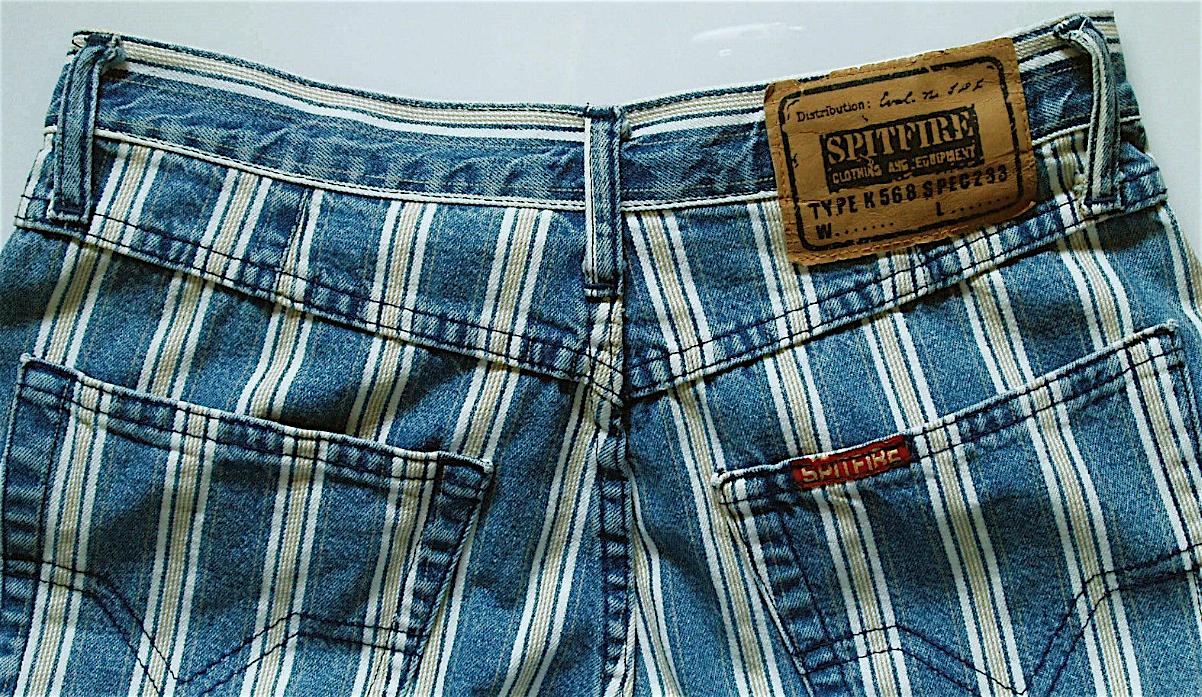 Spitfire jeans qui con curiosità e tante belle foto pubblicitarie