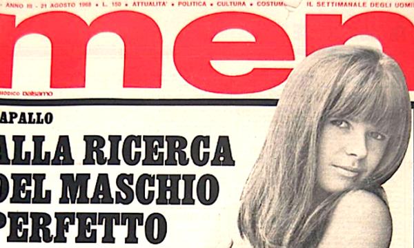 MEN il settimanale degli uomini – (1965/primi '90)