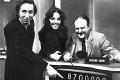 GIULIANA LONGARI e MASSIMO INARDI .... miti di Rischiatutto 40 anni dopo