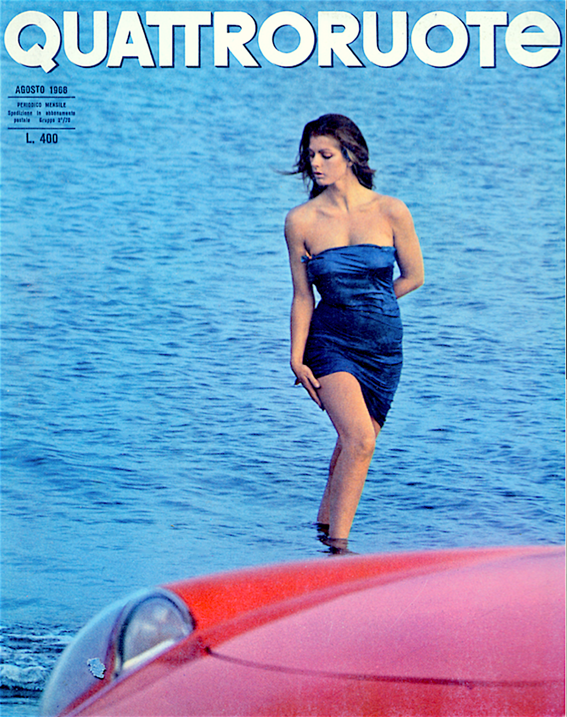 quattroruote 1968