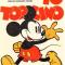 IO TOPOLINO - Cartonato Mondadori - (1970)