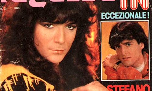 RAGAZZA IN  – La rivista delle Tennager – (1978/1986)