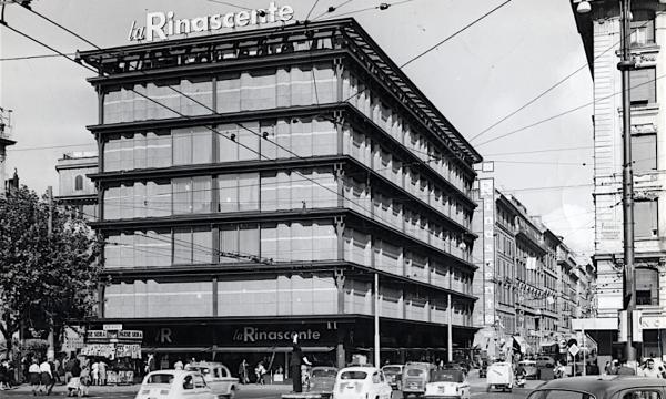 LA RINASCENTE – Il miglior Grande Magazzino al mondo – (dal 1865)
