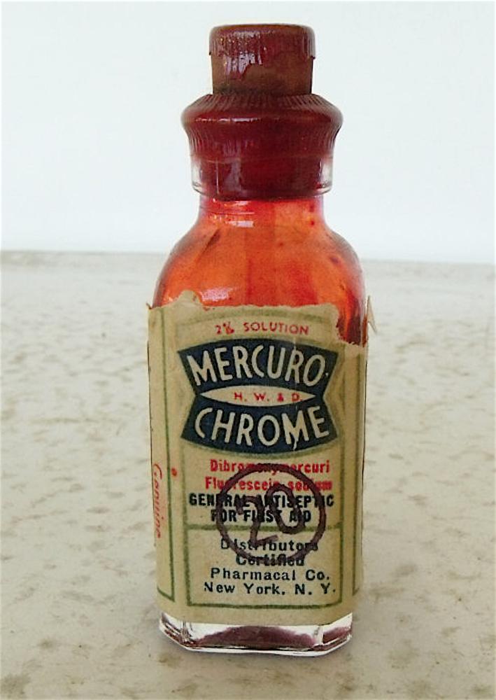 mercurocromo