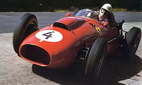 Incidente a Monza – MUOIONO VON TRIPS e 15 spettatori – (10/09/1961)