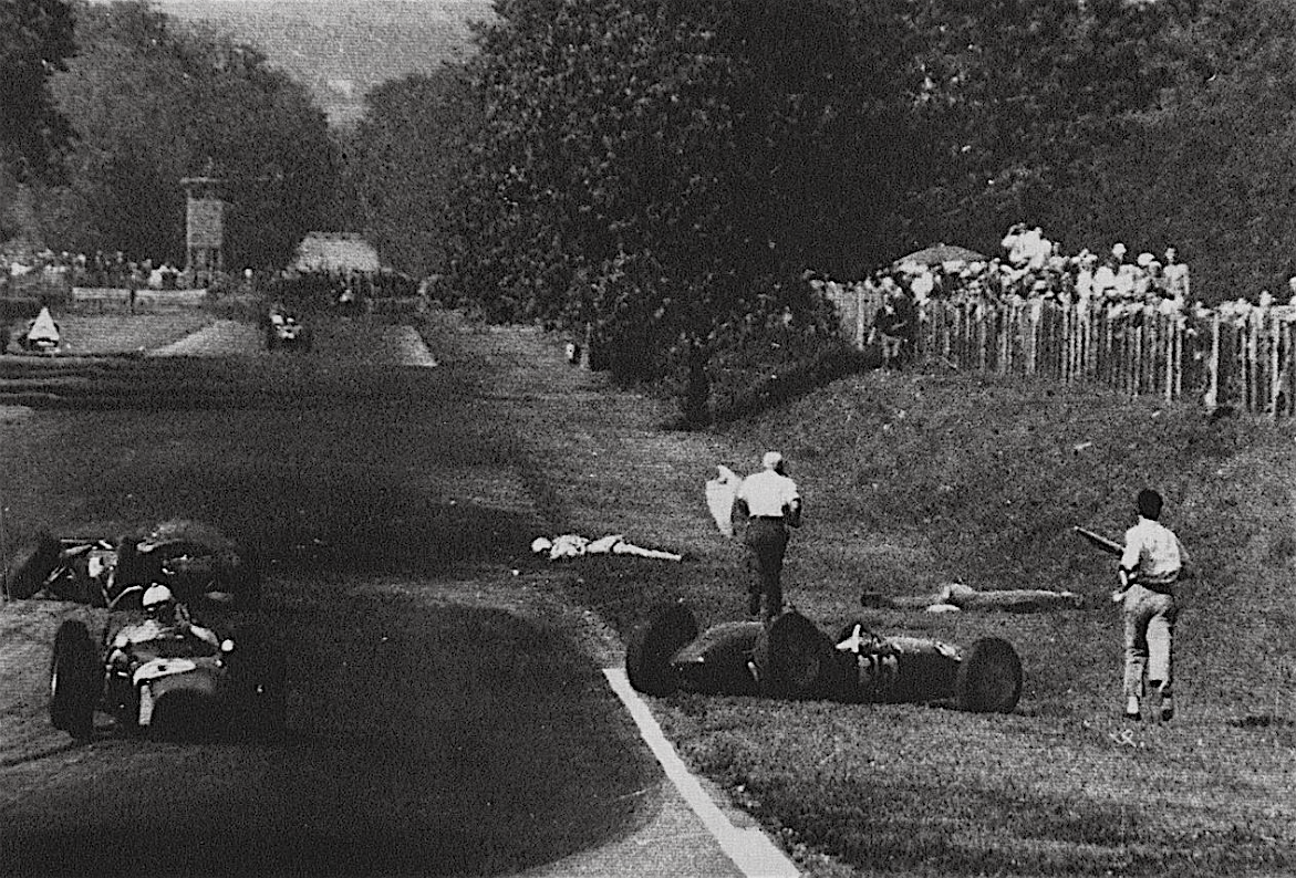 incidente mortale monza