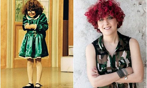 """Che fine ha fatto MORGANA Giovannetti … la bambina de """"Il Bagaglino"""" ?"""